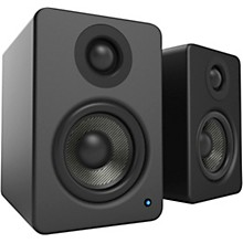 YU2 Powered Desktop Speakers Matte Black