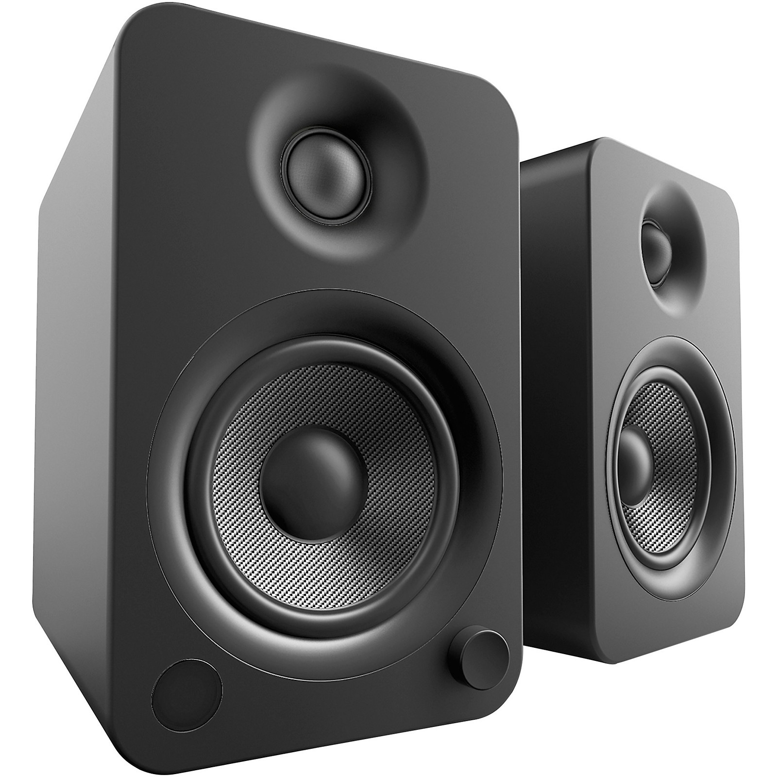Kanto YU4 Powered Speakers with Bluetooth and Phono Preamp