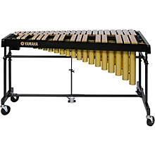 Yamaha YV-2700GC 3 Octave Intermediate Vibraphone, Gold With Cover