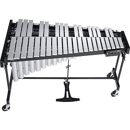 Yamaha YV2700 3 Octave Studio Vibraphone With Silver Resonators