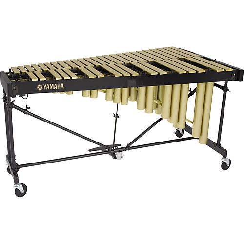 Yamaha YV3910 3 1/2 Octave Gold Soloist Vibe Mallet Percussion