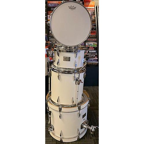Canopus Yaiba Drum Kit matte white