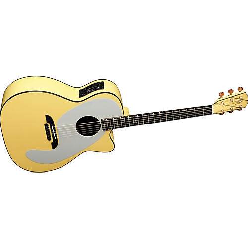 Alvarez Yairi ADY1 Ani DiFranco Signature Acoustic-Electric Guitar