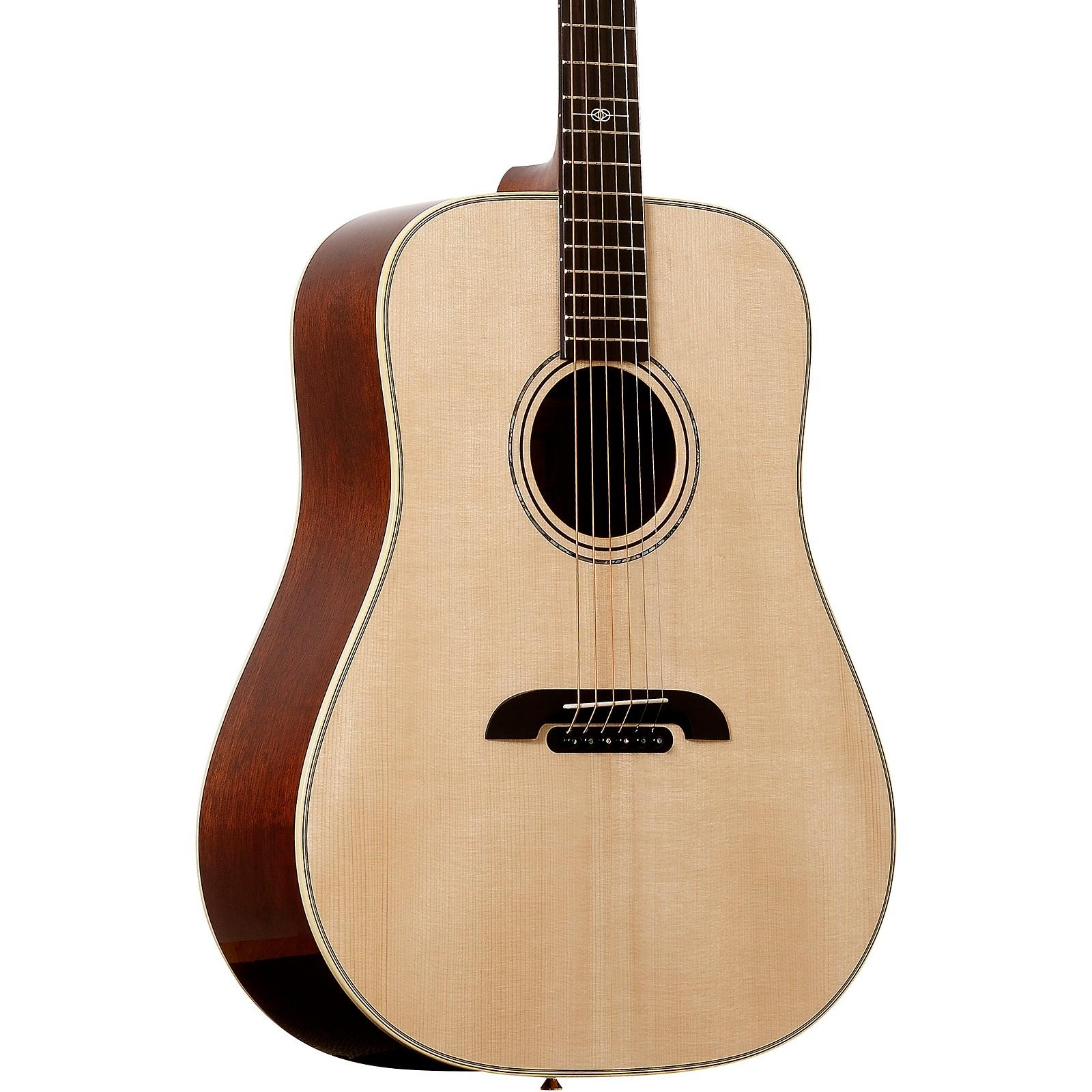 Alvarez Yairi DYM60HD Masterworks Dreadnought Adirondack Acoustic Guitar