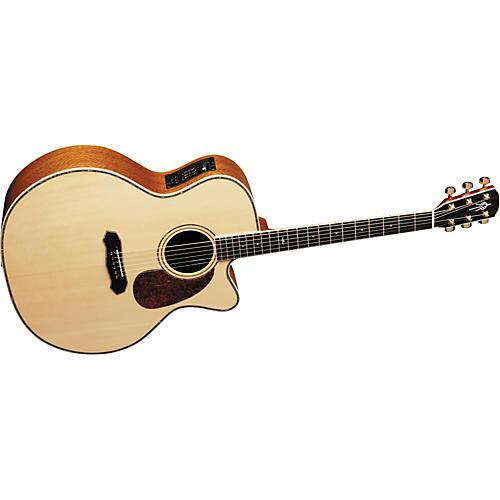 Alvarez Yairi GY2E Cutaway Lacewood Jumbo Acoustic-Electric Guitar