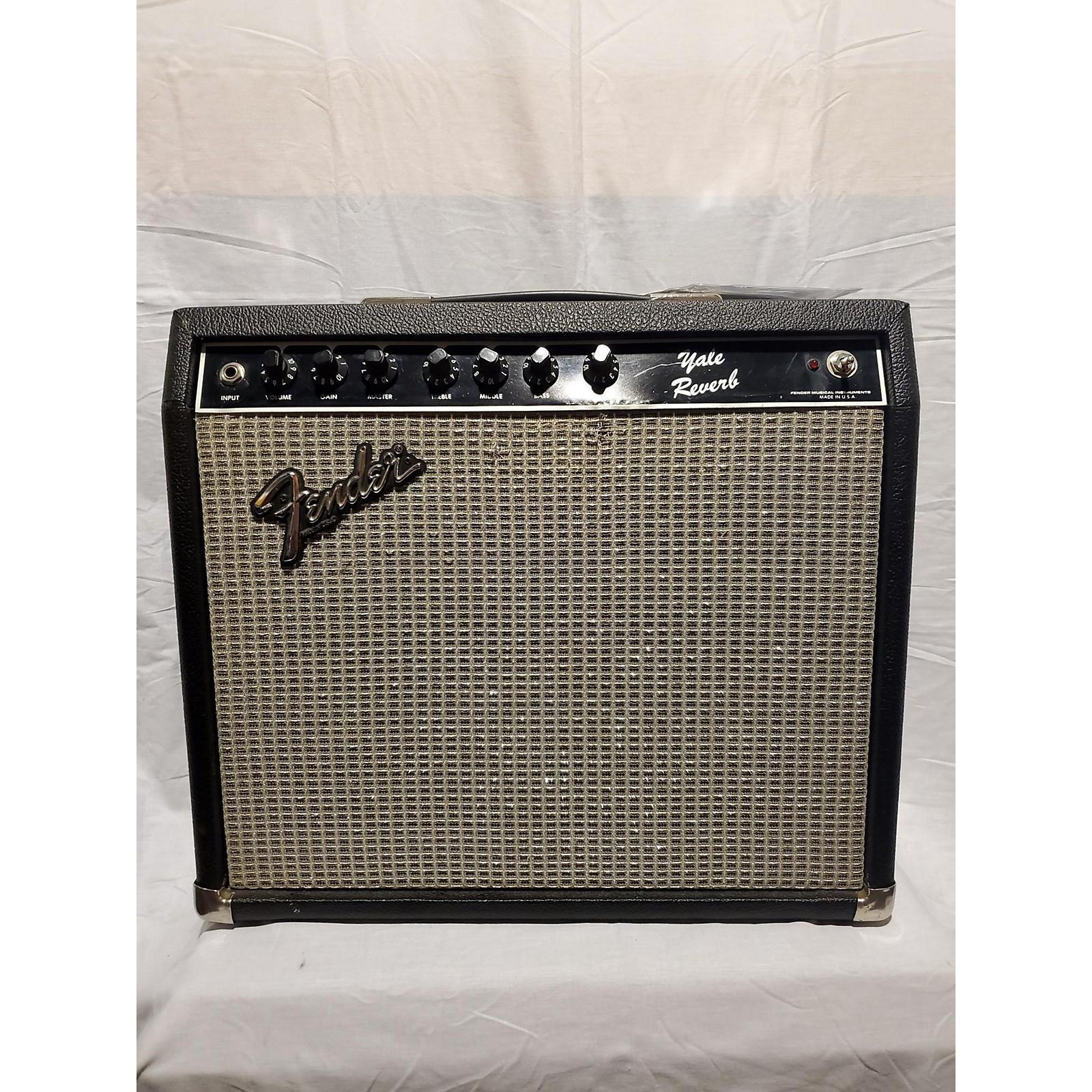 Fender Yale Reverb Guitar Combo Amp