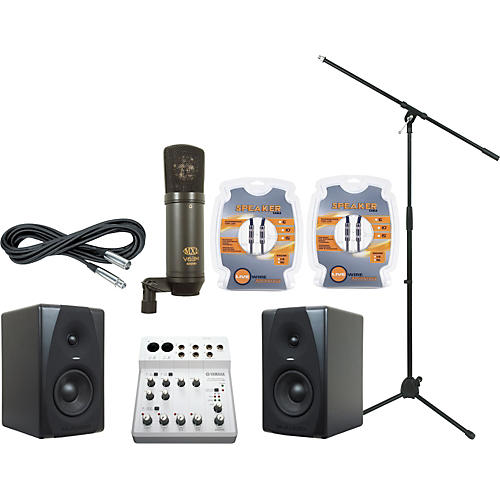 M-Audio Yamaha Audiogram 6 and M-Audio CX5 Recording Package