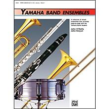Alfred Yamaha Band Ensembles Book 1 Percussion