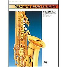 Alfred Yamaha Band Student Book 1 E-Flat Alto Saxophone