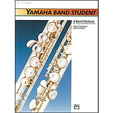 Alfred Yamaha Band Student Book 1 Flute
