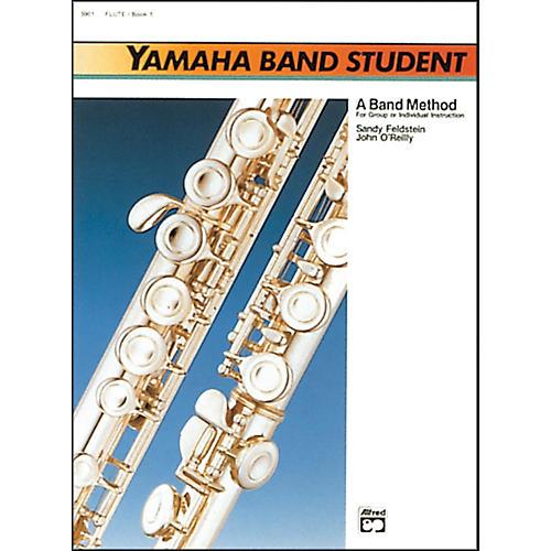 Alfred Yamaha Band Student Book 1 Flute