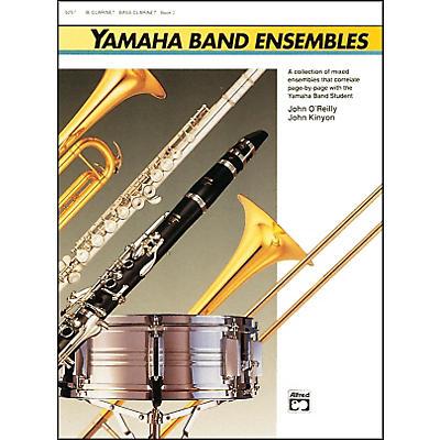 Alfred Yamaha Band Student Book 3 Baritone B.C.
