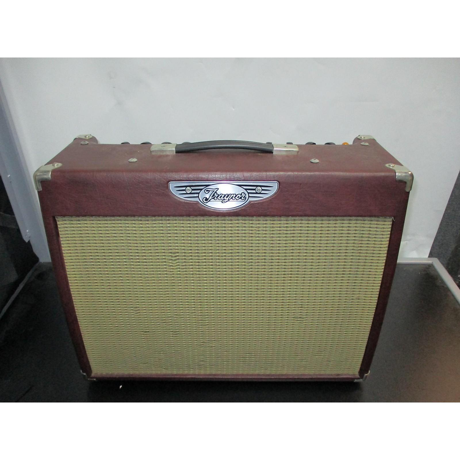 Traynor Ycv40r Tube Guitar Combo Amp