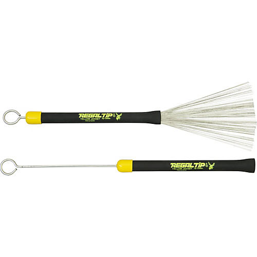 Regal Tip Yellow Jacket Retractable Wire Brushes