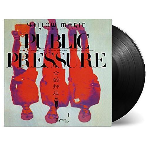 Alliance Yellow Magic Orchestra - Public Pressure