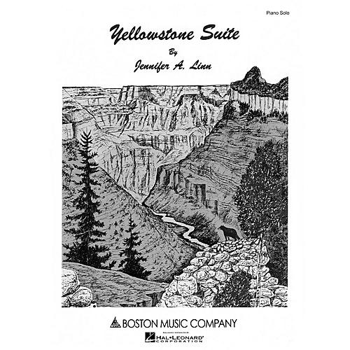 Music Sales Yellowstone Suite Music Sales America Series by Jennifer Linn (Early to Later Intermediate)