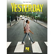 Hal Leonard Yesterday - Music from the Original Motion Picture Soundtrack Piano/Vocal/Guitar Songbook by The Beatles
