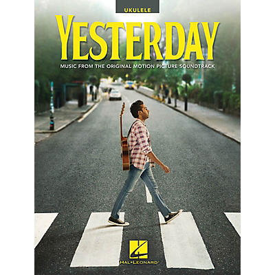 Hal Leonard Yesterday (Music from the Original Motion Picture Soundtrack) Ukulele Songbook