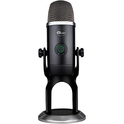 Blue Yeti X USB Microphone Black