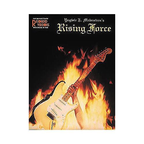 Hal Leonard Yngwie J. Malmsteen's Rising Force Guitar Tab Songbook