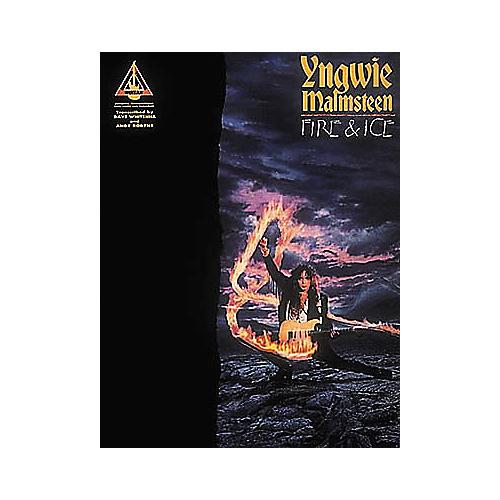 Hal Leonard Yngwie Malmsteen Fire and Ice Guitar Tab Book