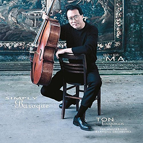 Alliance Yo-Yo Ma - Simply Baroque
