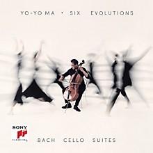 Yo-Yo Ma - Six Evolutions - Bach: Cello Suites (CD)