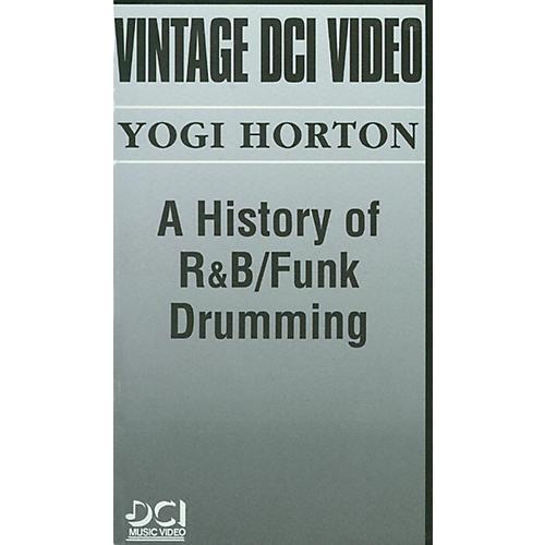 Alfred Yogi Horton History of R'n'B Funk Drumming