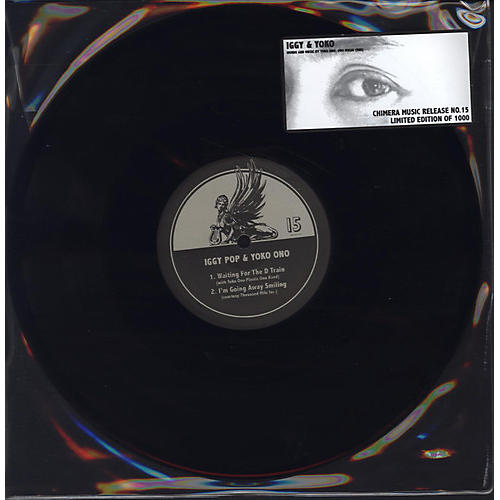 Alliance Yoko Ono - Chimera Music Release 15