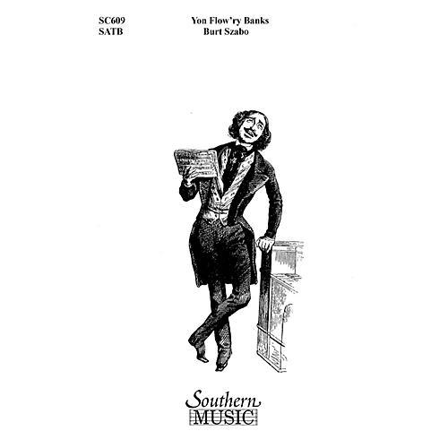 Hal Leonard Yon Flow'ry Banks (Choral Music/Octavo Secular Satb) SATB Composed by Szabo, Burt