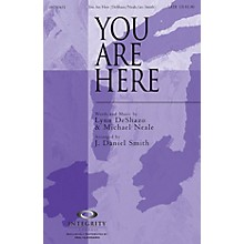 Integrity Choral You Are Here (incorporating Doxology) ORCHESTRA ACCOMPANIMENT Arranged by J. Daniel Smith