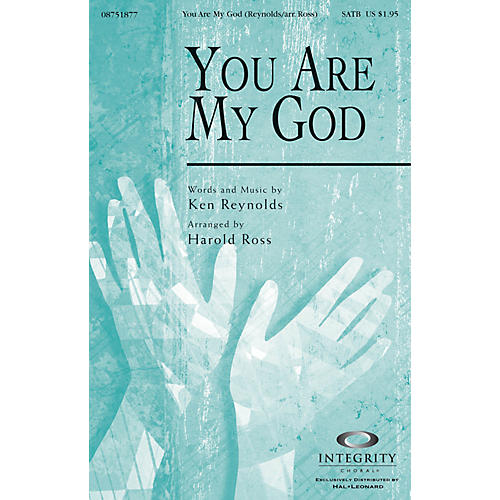 Integrity Choral You Are My God CD ACCOMP Arranged by Harold Ross