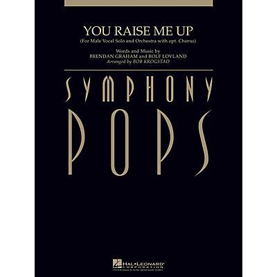 Hal Leonard You Raise Me Up Symphony Pops Series Arranged by Bob Krogstad