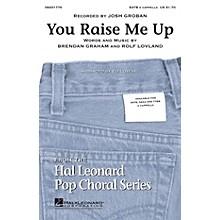 Hal Leonard You Raise Me Up TTBB A Cappella by Josh Groban Arranged by Ed Lojeski