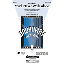 Hal Leonard You'll Never Walk Alone (from Carousel) (SATB) SATB arranged by Mac Huff