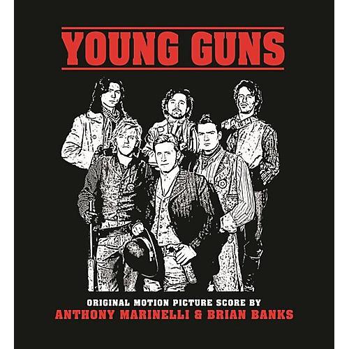 Alliance Young Guns (original Soundtrack)