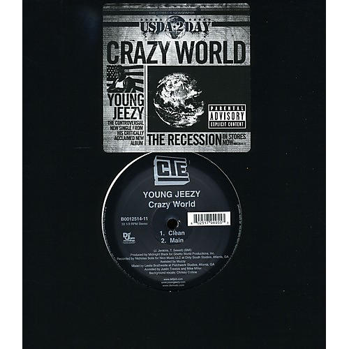 Alliance Young Jeezy - Crazy World