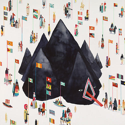 Alliance Young the Giant - Home Of The Strange