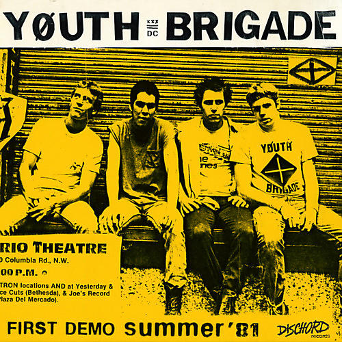 Alliance Youth Brigade - Complete First Demo