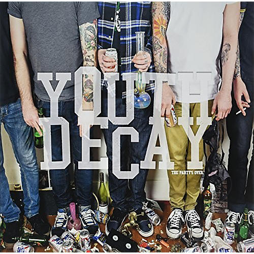 Alliance Youth Decay - Party's Over