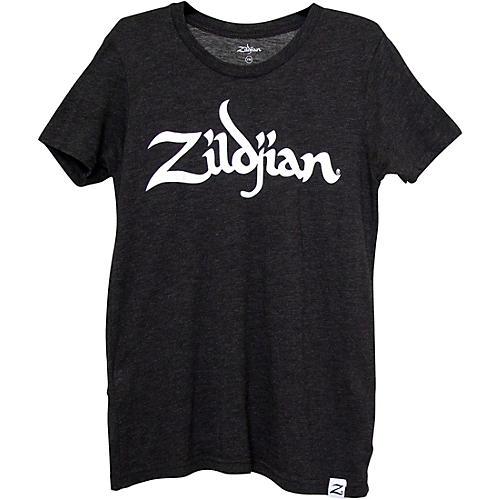 Zildjian Youth Logo T-Shirt, Charcoal Medium Charcoal