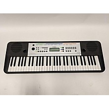 Yamaha Ypt255 Portable Keyboard