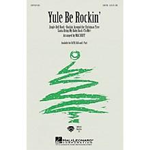 Hal Leonard Yule Be Rockin' (Medley) ShowTrax CD Arranged by Mac Huff