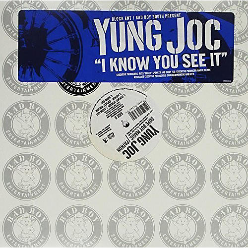 Alliance Yung Joc - I Know You See It