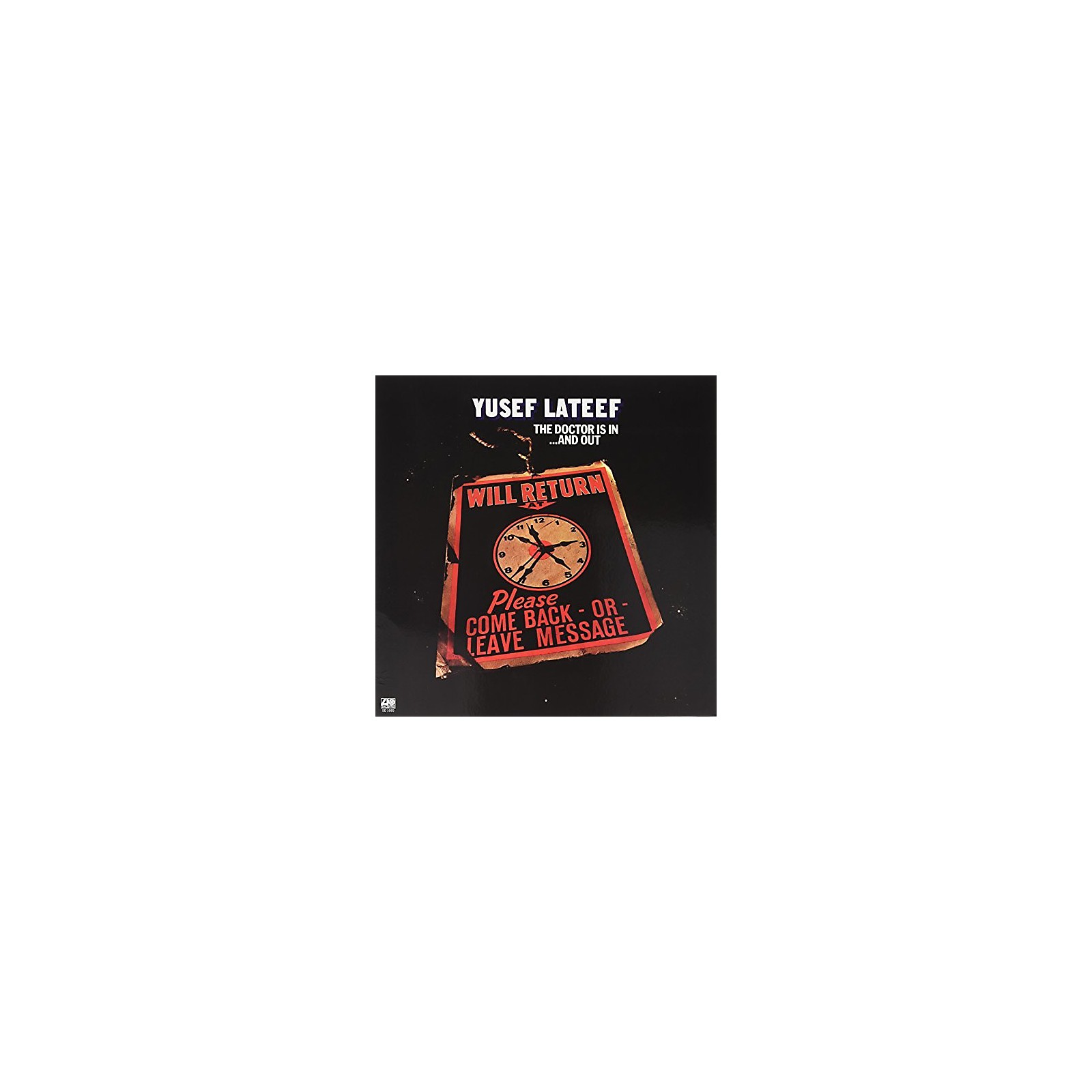 Alliance Yusef Lateef - Doctor Is In...and Out