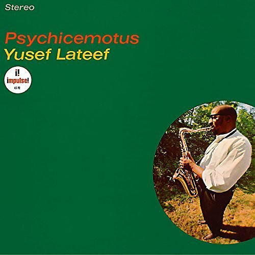 Alliance Yusef Lateef - Psychicemotus