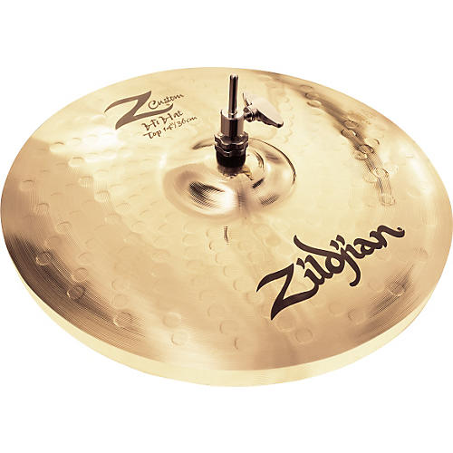 Zildjian Z Custom Hi-Hat Pair