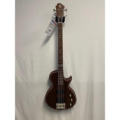 Zemaitis Z22B WF Electric Bass Guitar