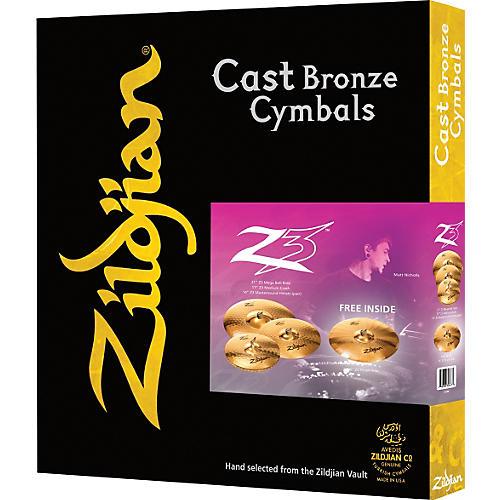 Zildjian Z3 Cymbal Pack