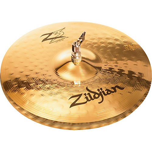 zildjian z3 mastersound hi hat cymbal pair musician 39 s friend. Black Bedroom Furniture Sets. Home Design Ideas